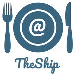 Shop in Newnham. The Ship. Cafe, food to go, off license, deli, news agent, medicine. Eat icon